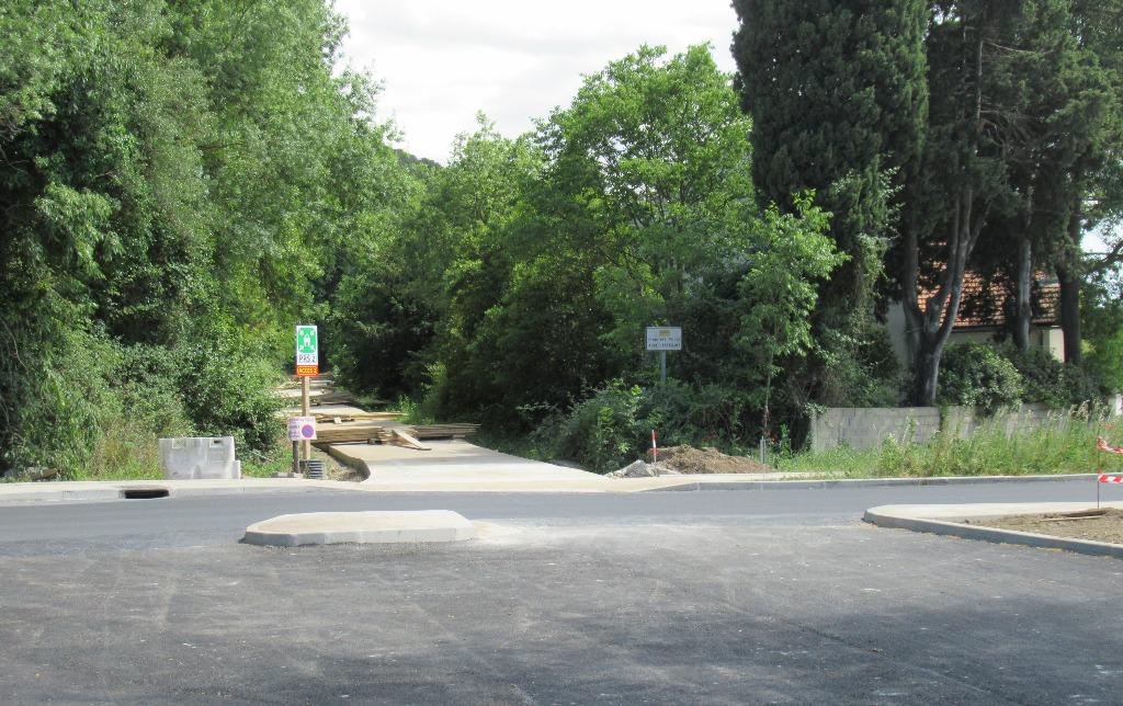 Intersection D 22 Villevieille