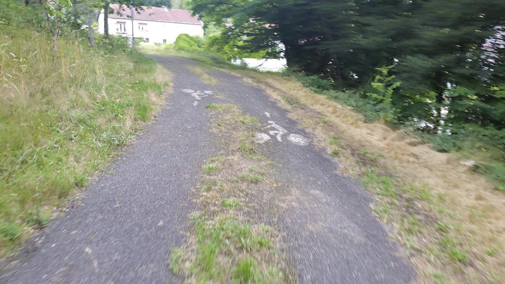 Ancienne piste