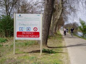Parcours cyclable