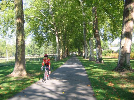 Trélissac, parc Magne