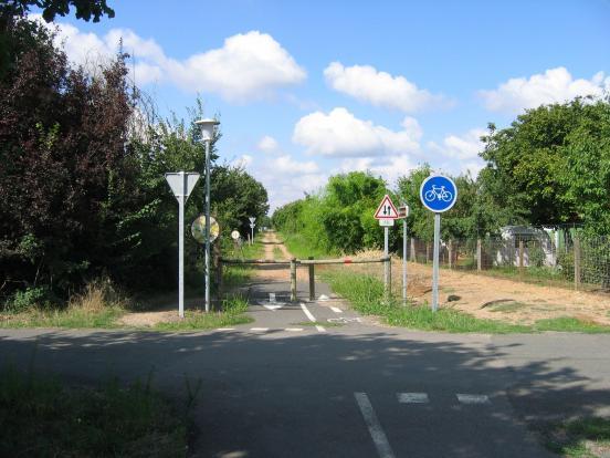 A 3 km de Châtellerault