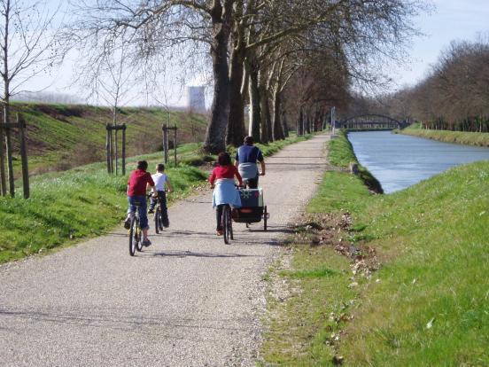 Vers Valence-d'Agen