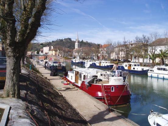 Port de Moissac