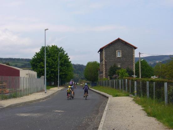 gare de Solignac