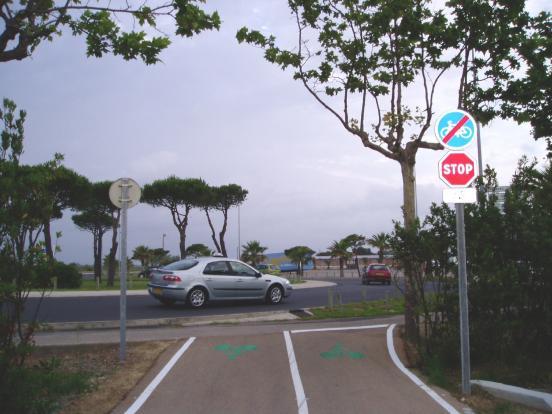 Route de Carnon