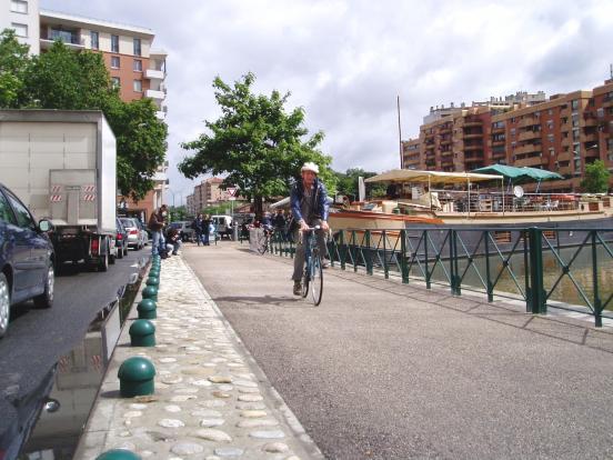 Continuité à Toulouse
