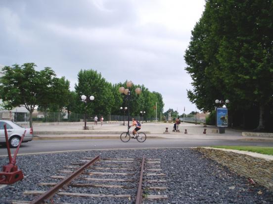 Rond-Point de la Gare