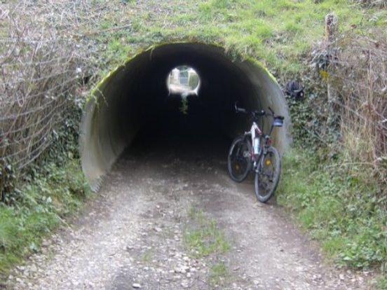 Tunnel dangereux