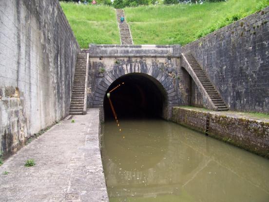 Tunnel de St.Albin