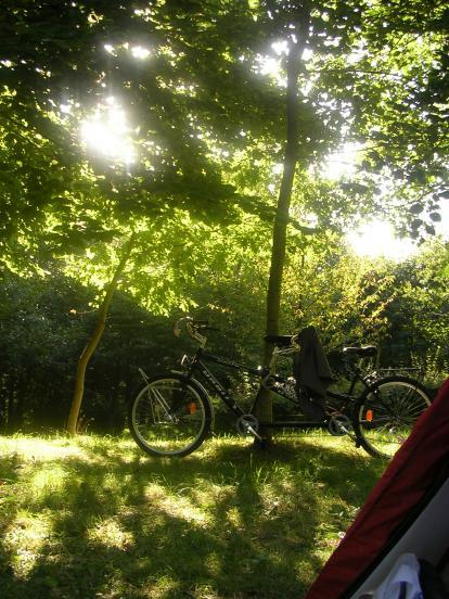 Camping de Guitté