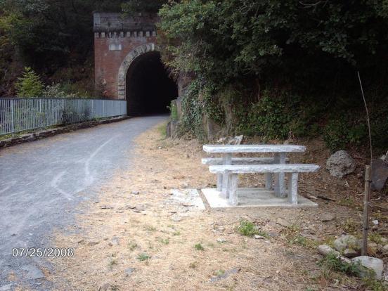 sortie tunnel