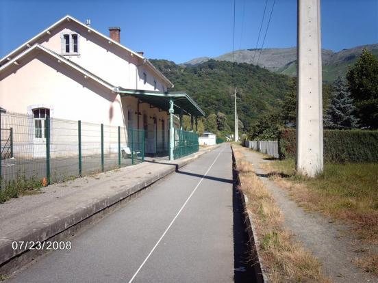 Gare d'Adast