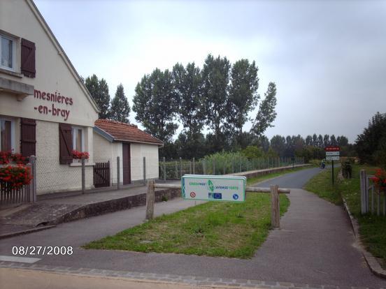 gare de Mesnières