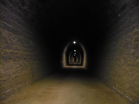 tunnel interieur