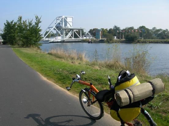Pegasus Bridge à Bénouville