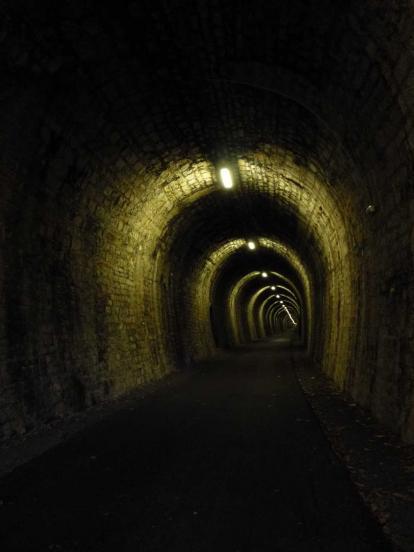 Tunnel de La Fenille