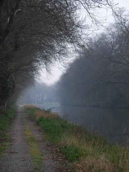 canal dans l'Aude