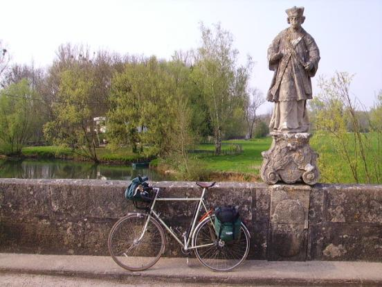 Pont à Chemilly