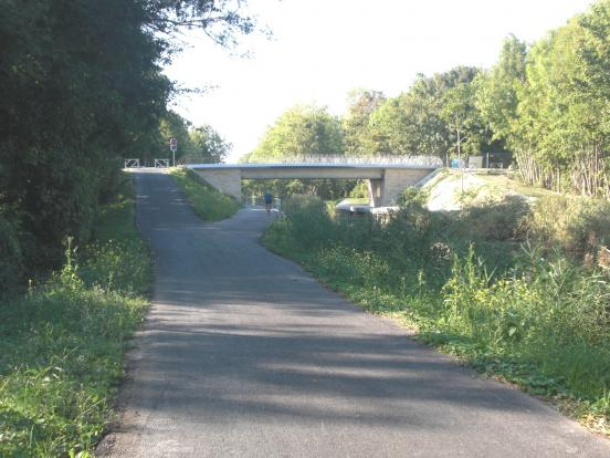 Ponts reconstruits