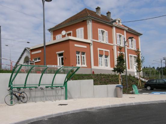 gare de Clerval