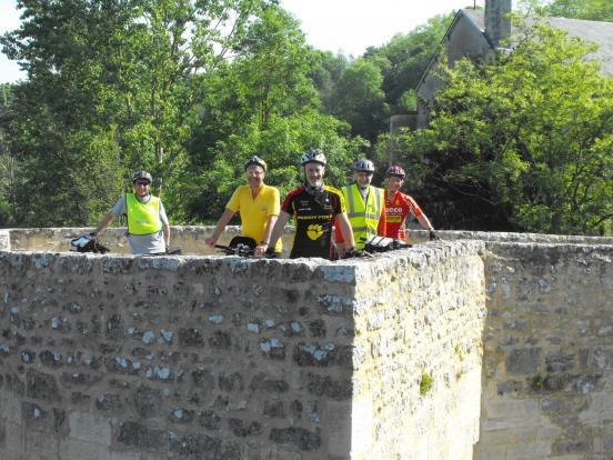 Le pont de St Généroux