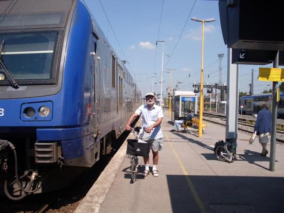 retour (facile) en train