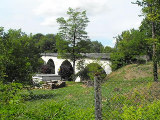 Viaduc chemin de fer