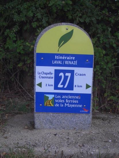 De Laval à Renazé