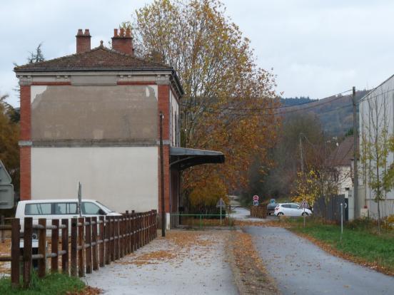 gare de Nolay