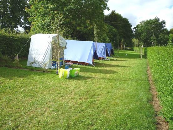 Camping de Guiscriff