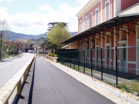 Gare d'Apt