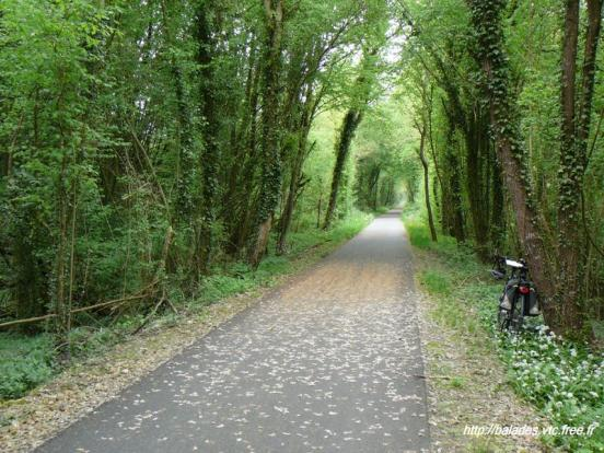 vers Pont-Authou