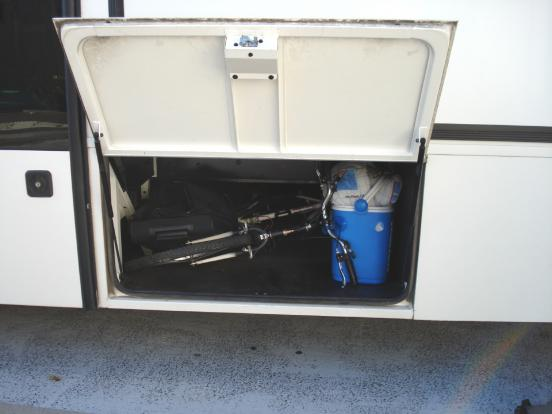 Vélo dans le bus