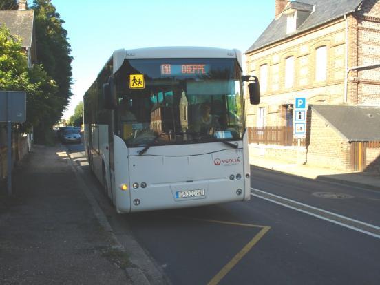 Bus départementaux