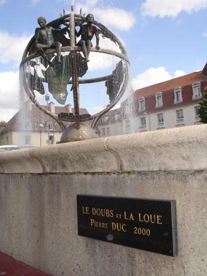 Dole, place Jules Grévy