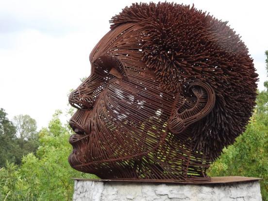 sculpture Montjean-sur-Loire