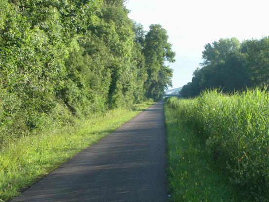 Canal à Gerstheim
