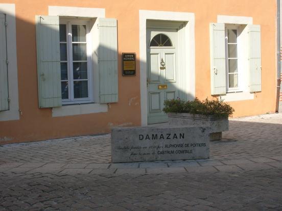 Damazan