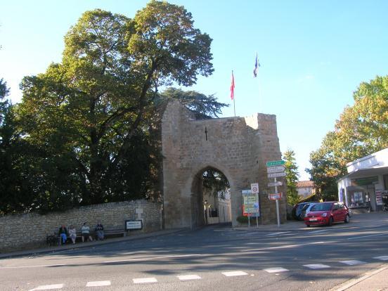 Sauveterre porte sud