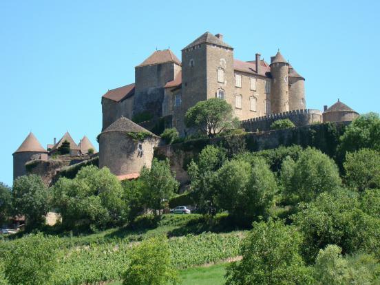 chateau de Berge