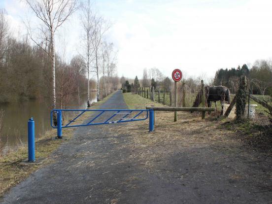 Vers Wandignies-Hamage