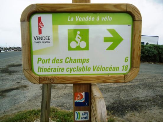 Sentier Marais Breton