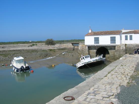 Moulin à marée Loix