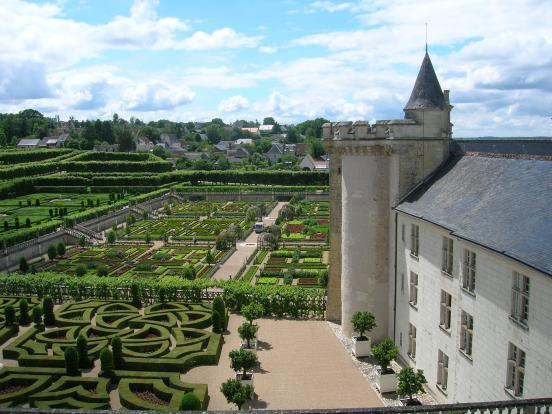 Jardins Villandry