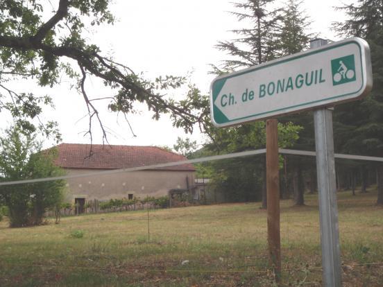 Vers Bonaguil