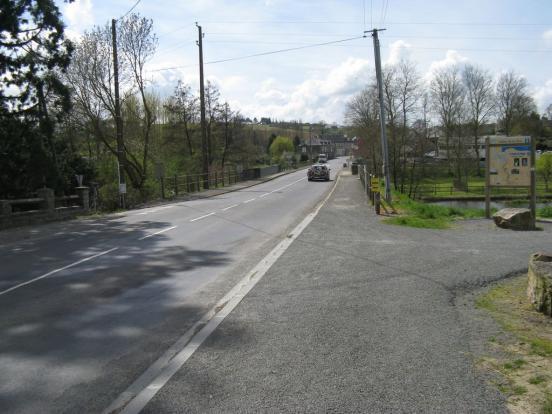 Départ Pont-Farcy