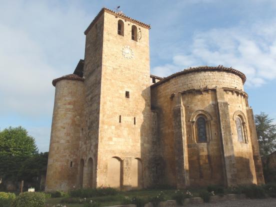 Eglise de Mouchan