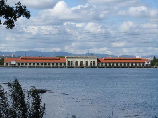 Barrage de Cusset