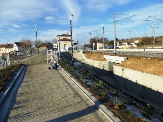 Gare de St-Hilaire