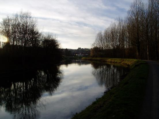 Vue sur Picquigny